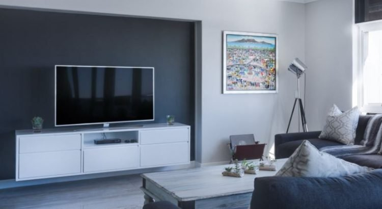 televisie flatscreen